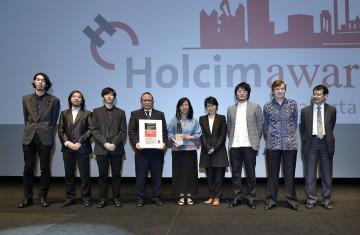 holcim award 2014